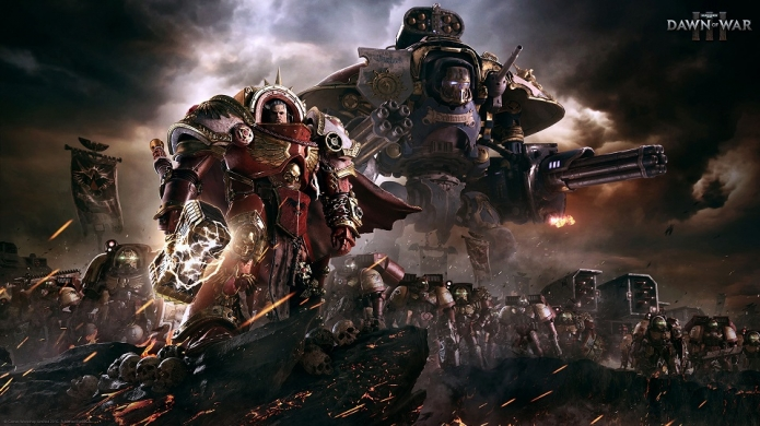Doin' It For the Space Pope - Dawn of War III Reviewed!