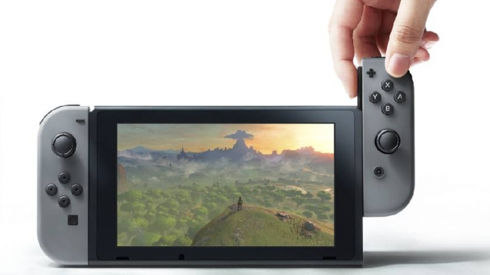 Nintendo Switch, Available Worldwide March 3, 2017