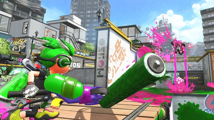 Splatoon 2 Out Now for Nintendo Switch