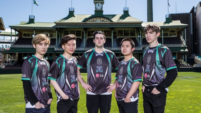 Esports High Performance Centre Now Open at the Sydney Cricket Ground