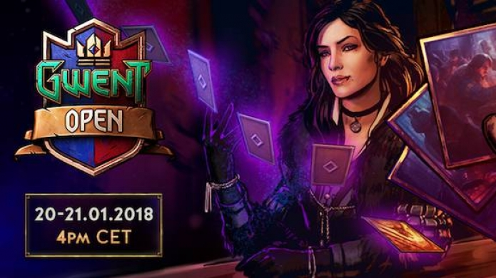 Watch the GWENT January 2018 Open Tournament Taking Place Over this Coming Weekend