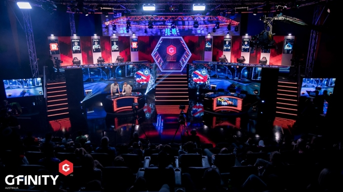 Gfinity Australia Series is Australia's Larget Esports League Yet, with $450,000 Prize Pool