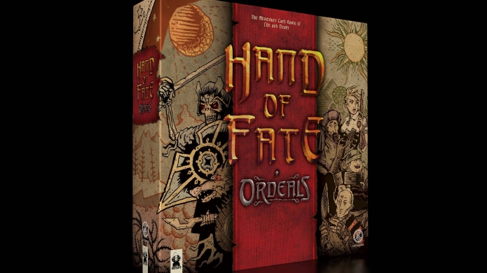 Real-World Tabletop Hand of Fate Adaptation, Hand of Fate: Ordeals, Hits Kickstarter