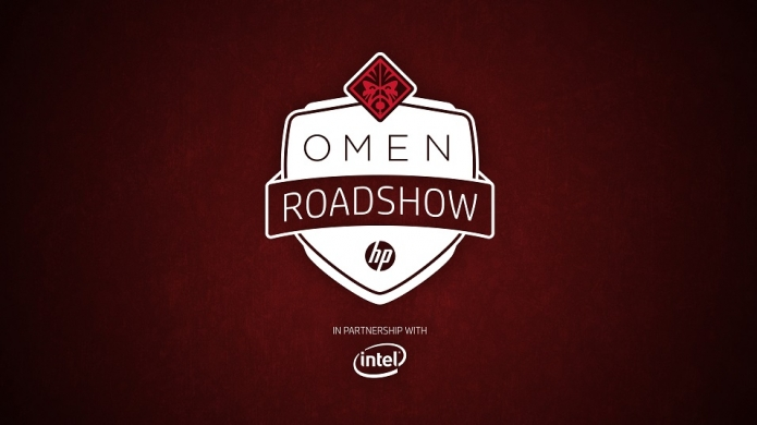 HP Omen Roadshow Brings High-End PC Gaming to the Masses