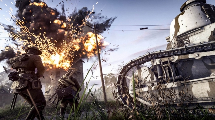 Battlefield 1 Incursions is a New Competitive 5-versus-5 Mode Coming Soon