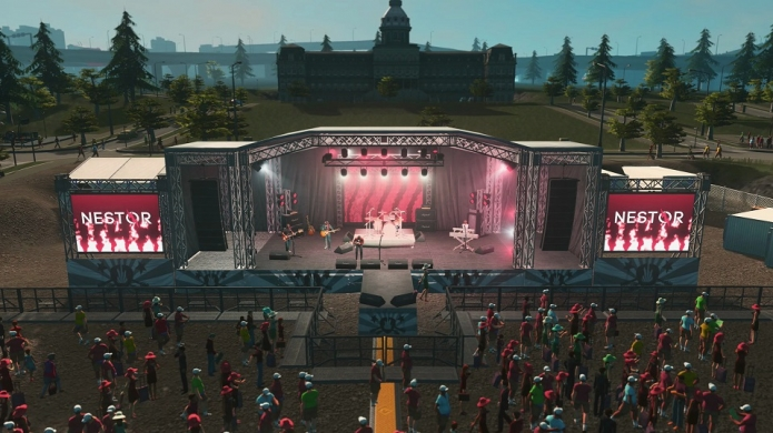 Big Day Out - Cities: Skylines Concerts Expansion Announced