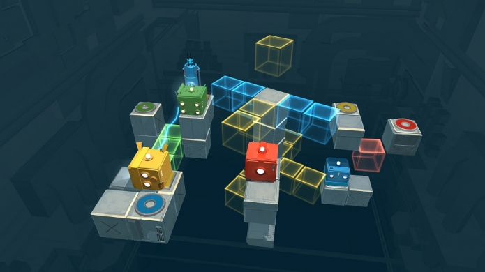 Aussie Co-op Puzzler Death Squared Available Now on Nintendo Switch