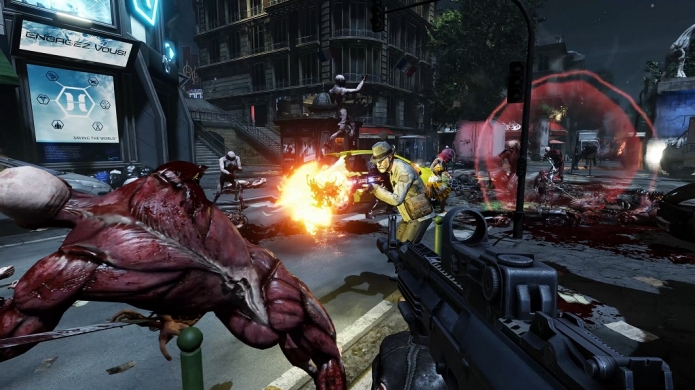 Killing Floor 2 Coming To Xbox One and Xbox One X