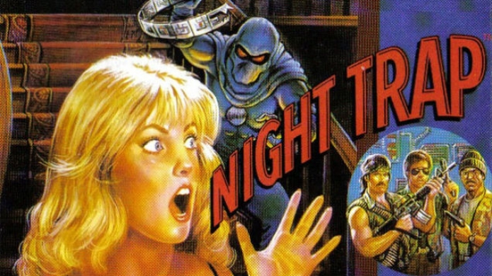 Controversial '90s Sega Game 'Night Trap' Getting a 25th Anniversary Release