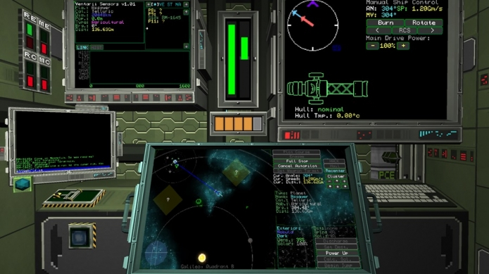 Sci-Fi Indie 'Objects in Space' From Flat Earth Games Launching in 2018