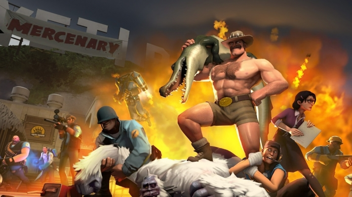 Team Fortress 2 Turns 10, Gets a Big New Update