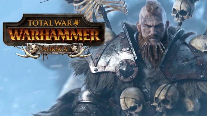 North of the Wall - Norsca Race Coming to Total War: Warhammer