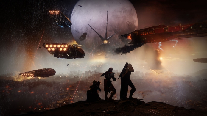PC and PS4 Hands-on Preview: Destiny 2 Has a Second Shot at its Gaming Destiny