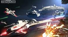 Star Wars Battlefront II 2017 Screenshot