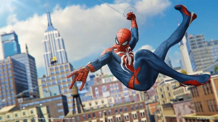 Marvel's Spider-Man Has Broken PlayStation 4 Sales Records