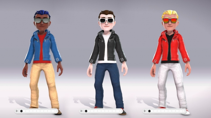 New Xbox Avatar System Goes Live Tomorrow for Insiders