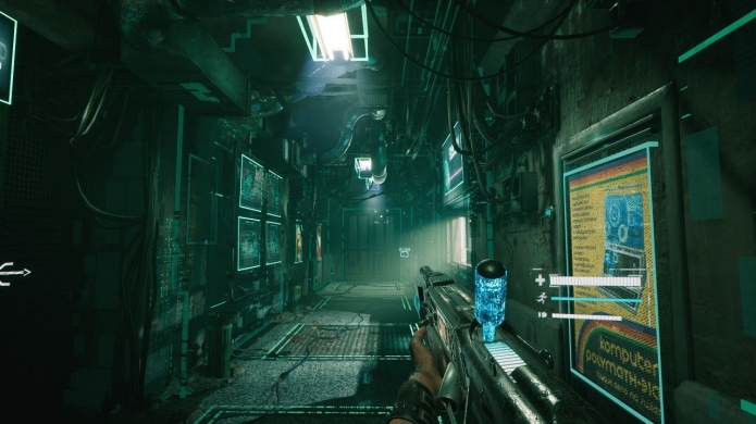 2084 is a New Cyberpunk Shooter from the Creators of >observer_ and Layers of Fear