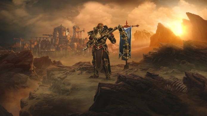 Diablo III Eternal Collection For Nintendo Switch Officially Announced by Blizzard