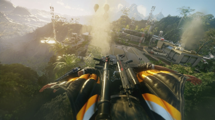 Watch This - Just Cause 4 Gameplay Presentation