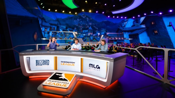 Overwatch League First Season Begins Today