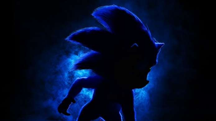 This Sonic the Hedgehog Movie Poster is a Little Terrifying