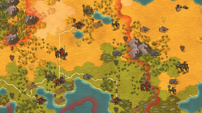 Jon Shafer's At the Gates is a New 4X Strategy Game from Civilization V's Lead Designer