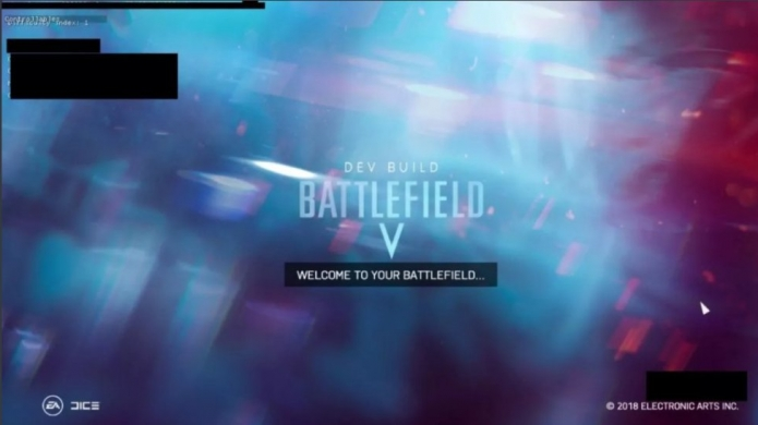 Battlefield Leaked. It's Called Battlefield V and is Set During WWII