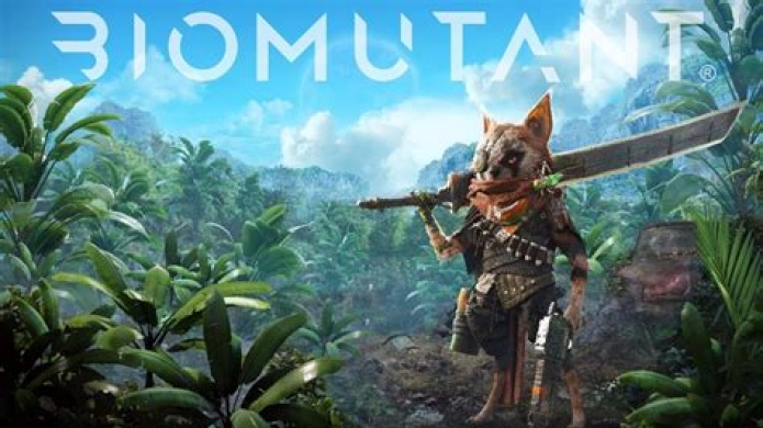 Watch This - Biomutant's Impressive Gameplay Sizzle-Reel