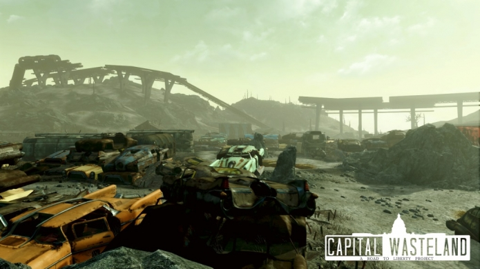 The Fallout 3 in Fallout 4 Remake is Shaping Up Nicely