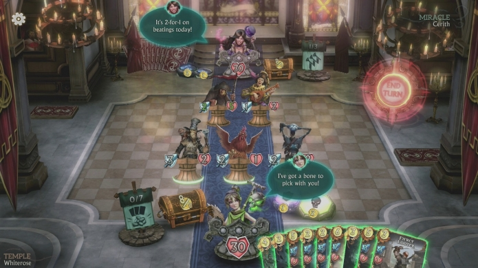 Fable Fortune Will Leave Early Access and Go Free-To-Play on PC and Xbox One