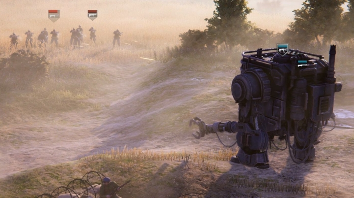 Iron Harvest is a New RTS that Looks Like Company of Heroes with Mechs