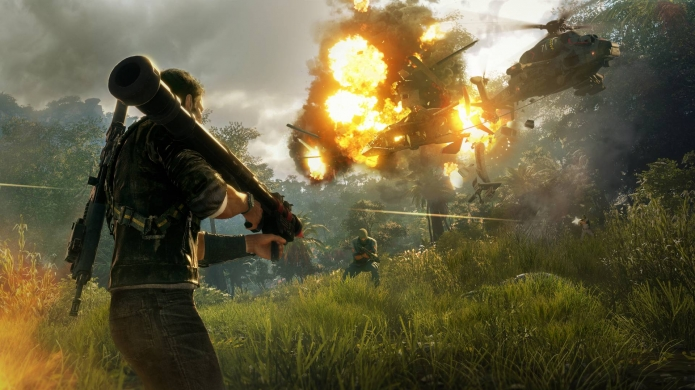 Watch This: Just Cause 4