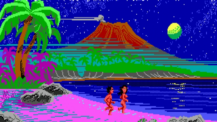 A Mysterious New Leisure Suit Larry Game Has Popped Up on Steam