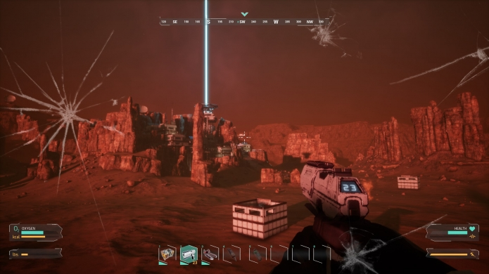 Memories of Mars Announced. Unlike Matt Damon We're Excited to Get Stranded on the Red Planet