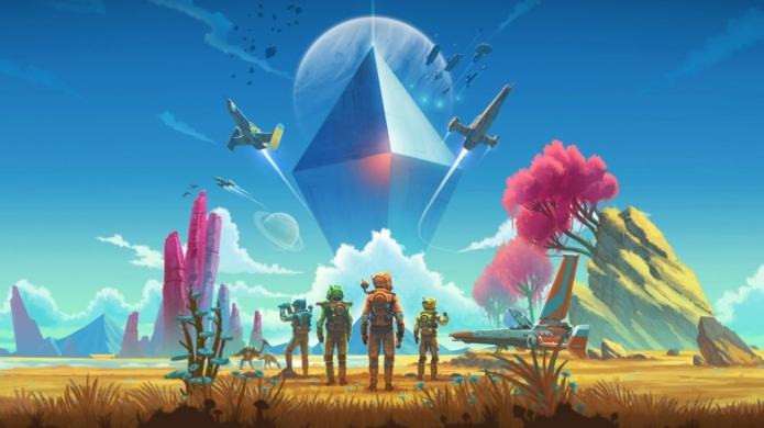 No Man's Sky Next Adds Multiplayer, Coming to Xbox One and All Platforms