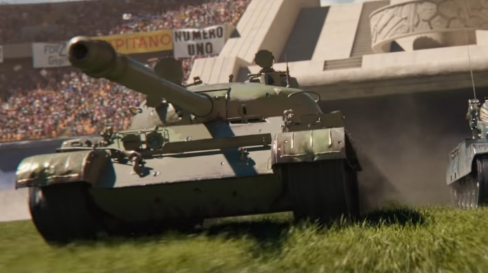 World of Tanks Celebrates the World Cup with Tank Football