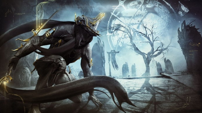 Warframe's Cinematic Quest The Sacrifice Available Now on PC