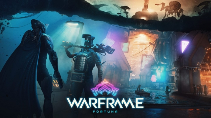 Warframe's New Open-World Fortuna Expansion Available Now on PS4 and Xbox One