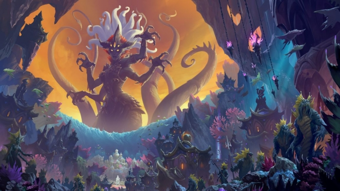 From Concept to Screen – World of Warcraft's Rise of Azshara