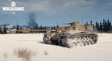 World of Tanks 1.0 Screenshot