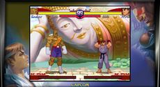 Street Fighter 30th Anniversary Collection Screenshot