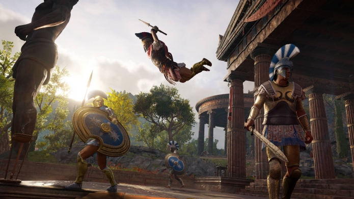 Watch This: Ubisoft Goes all in on a New Live Action Trailer of Assassin's Creed Odyssey
