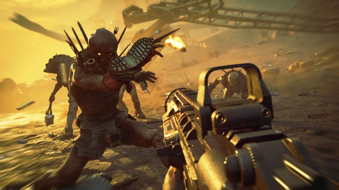 id Software's Tim Willits Notes That Rage 2 Will Not Feature Any Direct References to Mad Max