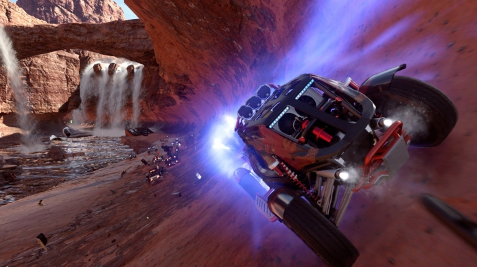 ONRUSH Review - The Return of Arcade Vehicular Combat