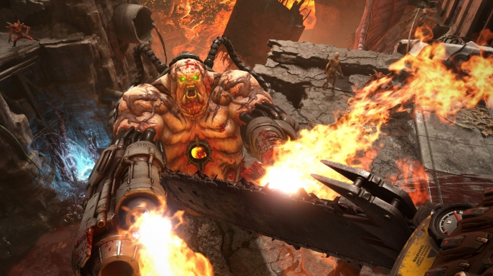 Talking DOOM Eternal with id Software