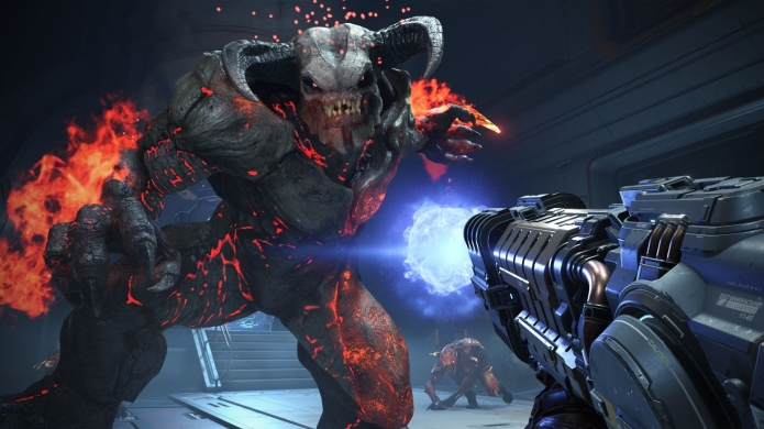 DOOM Eternal Will Get Post-Launch Single-Player Campaign DLC