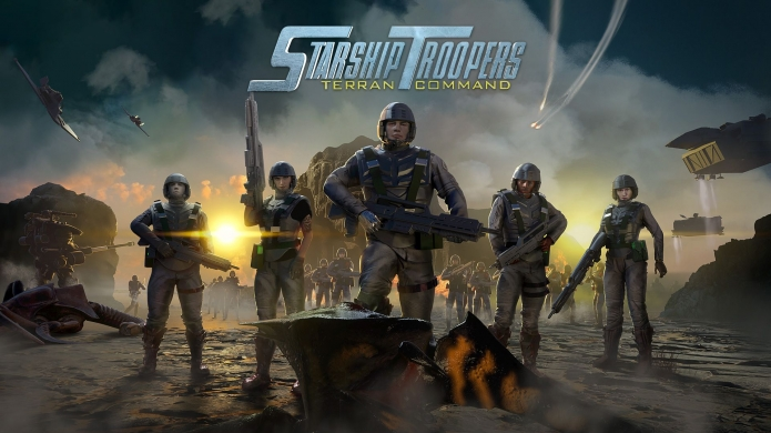 Starship Troopers Terran Command Announced - Would You Like to Know More?