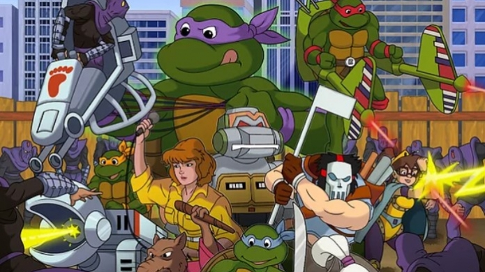 Play a New Teenage Mutant Ninja Turtles Arcade Mashup for Free, Because Why Wouldn't You?