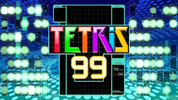 Battle Royale Strikes Again, in Tetris 99