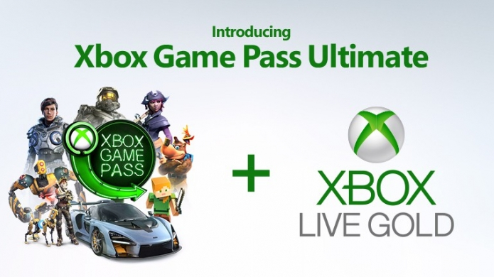Xbox Game Pass Ultimate Bundles the Subscription Service with Xbox Live Gold